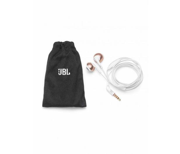 JBL T205 Różowe złoto - 390107 - zdjęcie 5