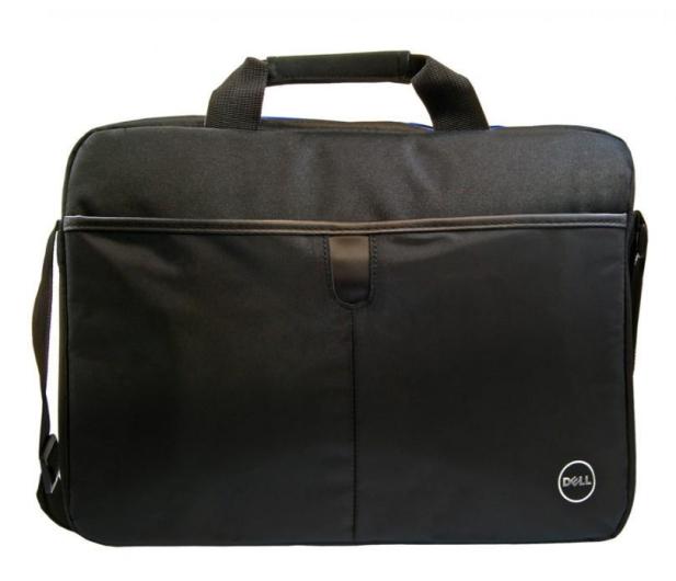 Dell Essential Topload 15.6'' + WM126 czarny - 457439 - zdjęcie 2