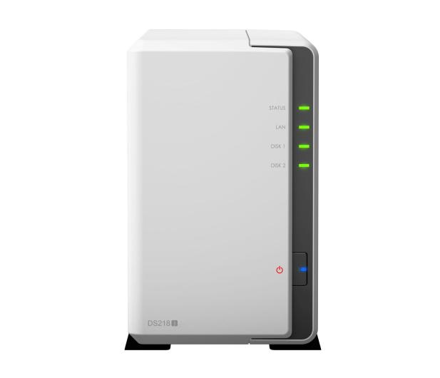 Synology DS218j 4TB (2xHDD, 2x1.3GHz, 512MB,2xUSB,1xLAN)  - 421894 - zdjęcie 4