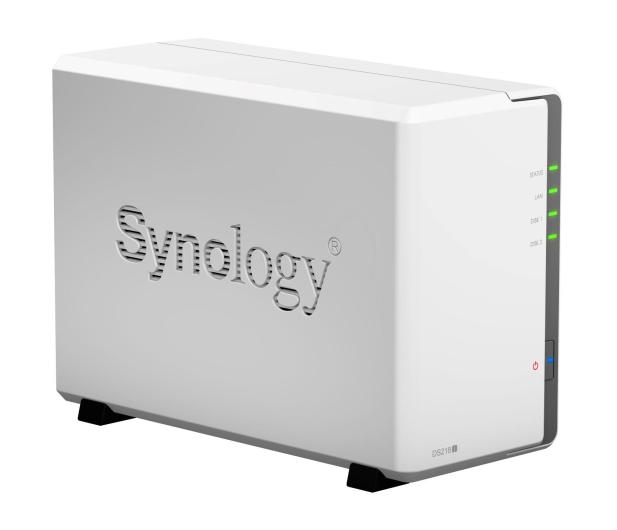 Synology DS218j 4TB (2xHDD, 2x1.3GHz, 512MB,2xUSB,1xLAN)  - 421894 - zdjęcie 3