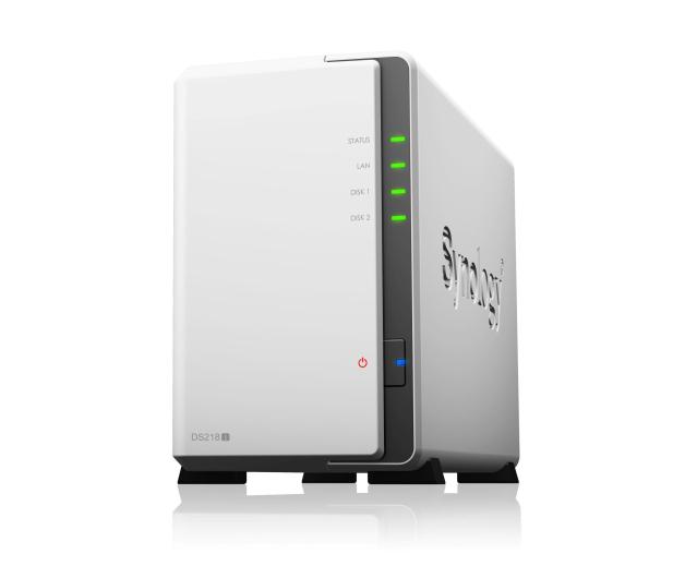 Synology DS218j (2xHDD, 2x1.3GHz, 512MB, 2xUSB, 1xLAN)  - 389764 - zdjęcie 5