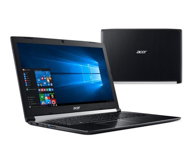 Acer Aspire 7 i7-7700HQ/8GB/1000/Win10 GTX1050Ti - 371050 - zdjęcie 1