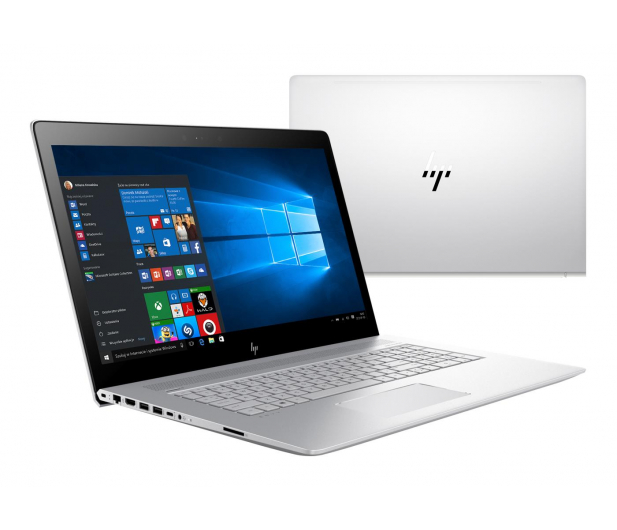 HP Envy 17 i5-8250U/16GB/1000PCIe/W10 FHD MX150 - 429978 - zdjęcie