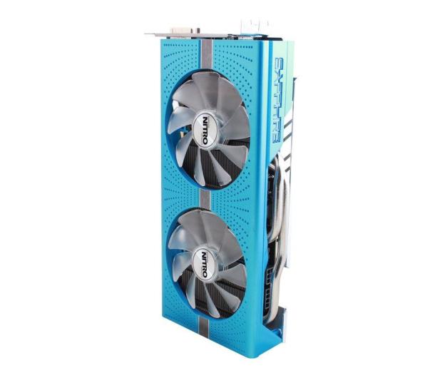 Sapphire Radeon RX 580 NITRO + 8GB GDDR5 - 380613 - zdjęcie 3