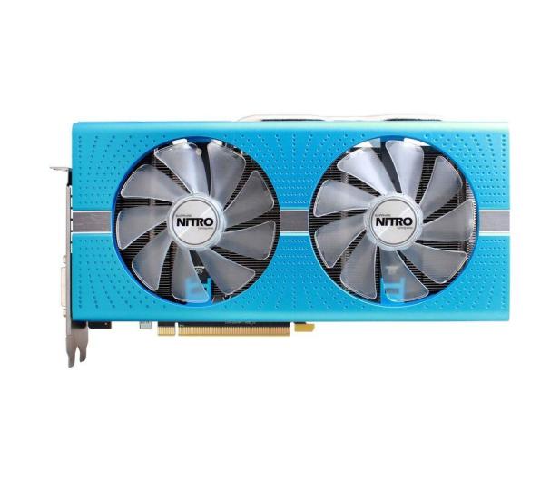 Sapphire Radeon RX 580 NITRO + 8GB GDDR5 - 380613 - zdjęcie 5