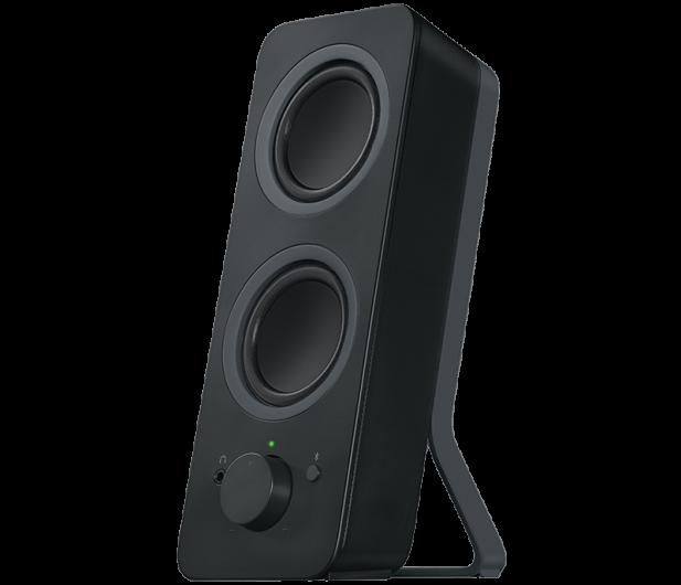 Logitech Z207 Bluetooth czarne - 384931 - zdjęcie 3
