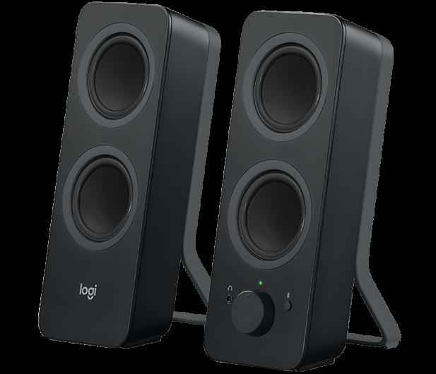 Logitech Z207 Bluetooth czarne - 384931 - zdjęcie