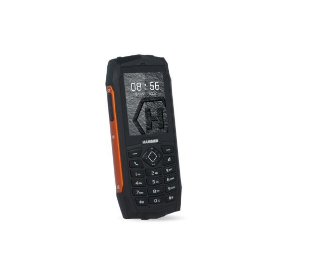 myPhone HAMMER 3 Dual SIM pomarańczowy  - 384771 - zdjęcie 2