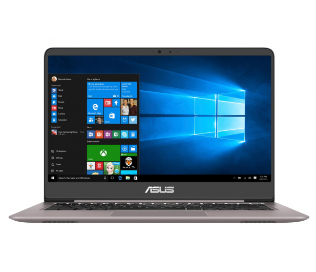 ASUS ZenBook UX410UA i7-8550U/16GB/512SSD/Win10  - 427710 - zdjęcie 6