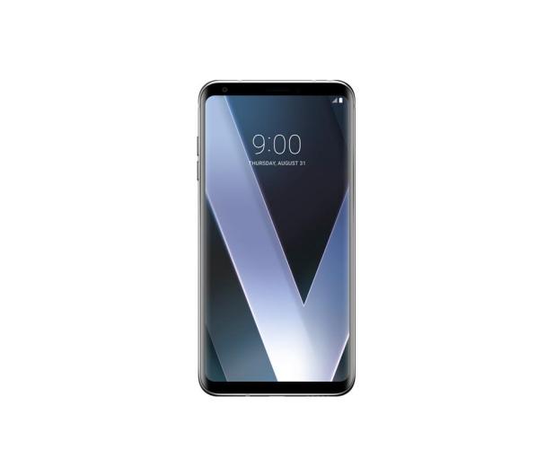 LG V30 srebrny  - 385006 - zdjęcie 3