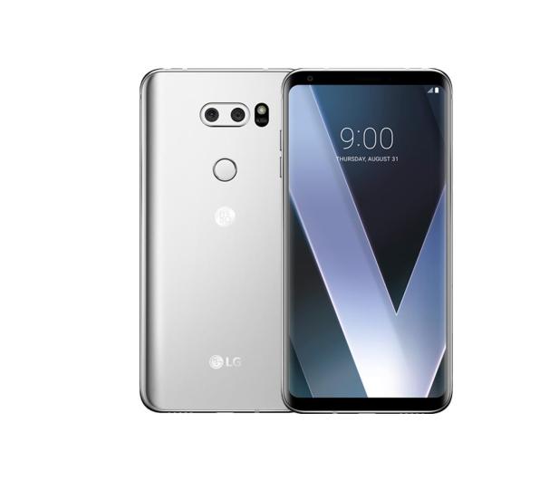 LG V30 srebrny  - 385006 - zdjęcie