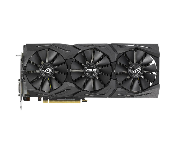 ASUS GeForce GTX 1070 Ti ROG STRIX GAMING 8GB GDDR5 - 390468 - zdjęcie 5