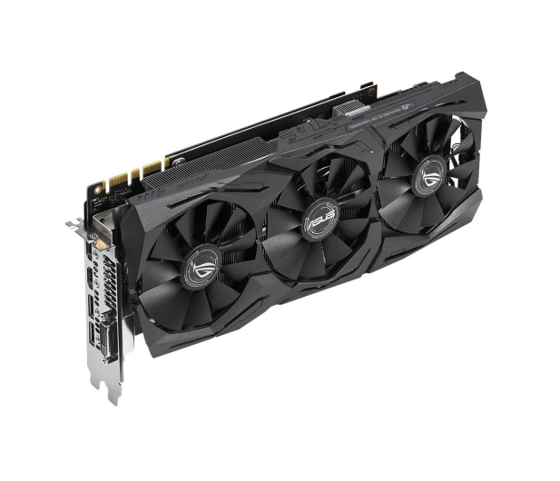 ASUS GeForce GTX 1070 Ti ROG STRIX GAMING 8GB GDDR5 - 390468 - zdjęcie 2