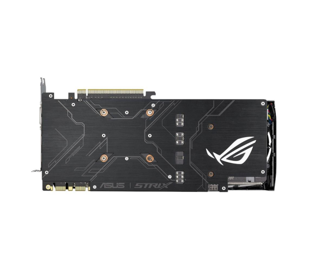 ASUS GeForce GTX 1070 Ti ROG STRIX GAMING 8GB GDDR5 - 390468 - zdjęcie 7