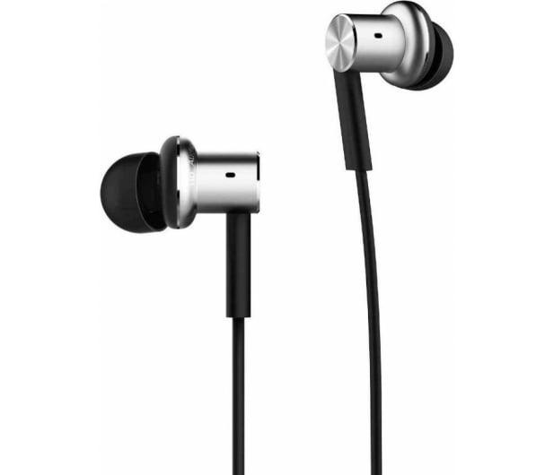 Xiaomi Mi In-Ear Piston Pro Headphone (srebrne) - 389902 - zdjęcie