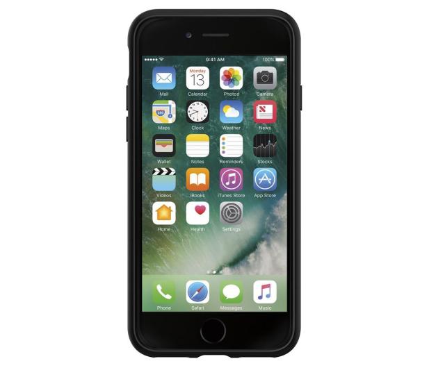 Spigen Liquid Air do iPhone 7/8/SE Black - 390453 - zdjęcie 4