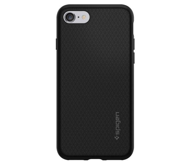 Spigen Liquid Air do iPhone 7/8/SE Black - 390453 - zdjęcie 2