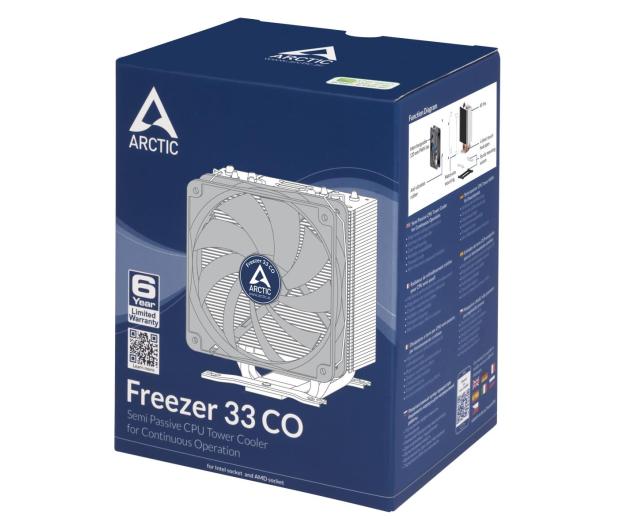 Arctic Freezer 33 CO 120mm - 390059 - zdjęcie 7