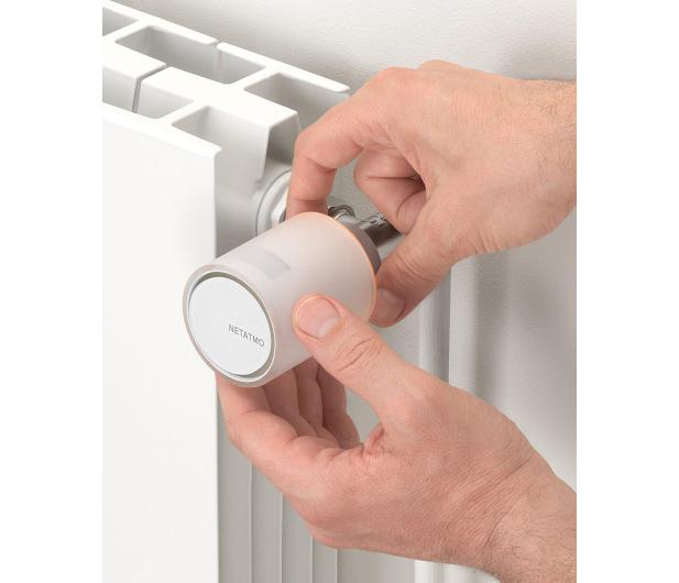 Netatmo VALVES głowica termostatyczna  - 389607 - zdjęcie 5