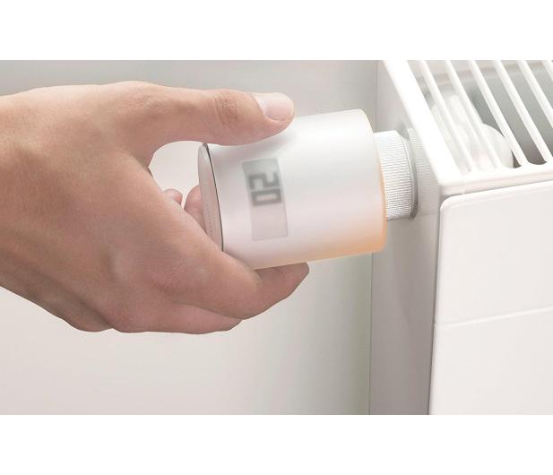 Netatmo VALVES głowica termostatyczna  - 389607 - zdjęcie 2