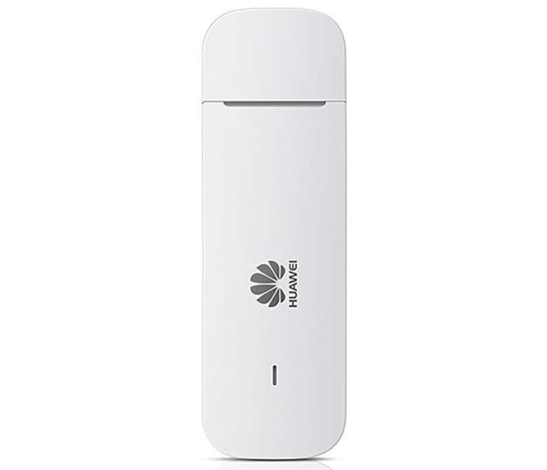 Huawei E3372 USB Stick microSD (4G/LTE) 150Mbps biały - 218813 - zdjęcie