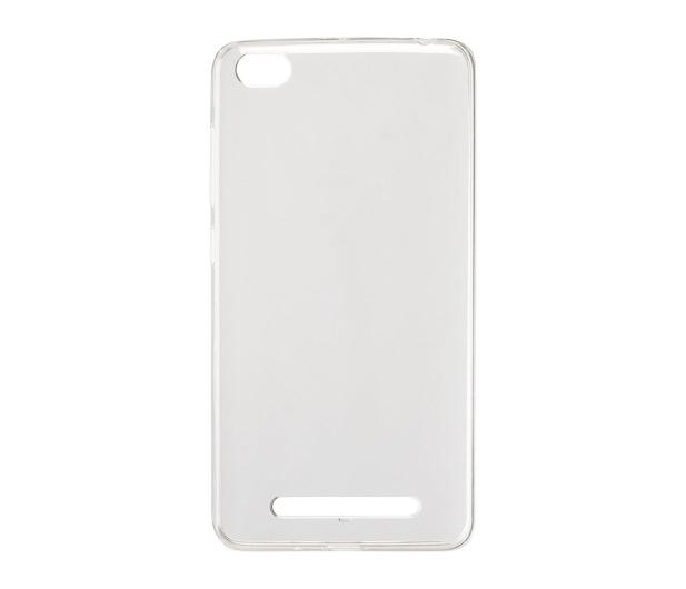 Xiaomi Soft Case do Redmi 4a Clear - 382093 - zdjęcie