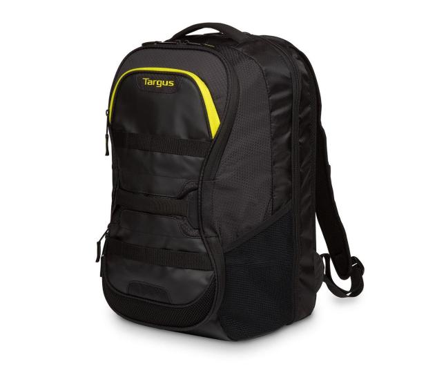 """Targus Work + Play Fitness 15.6"""" czarny/żółty - 390362 - zdjęcie 3"""