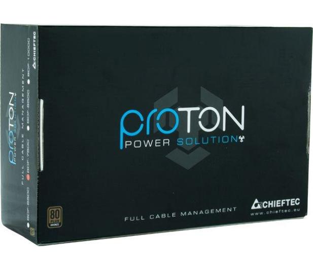 Chieftec Proton 750W 80 Plus Bronze - 390939 - zdjęcie 4