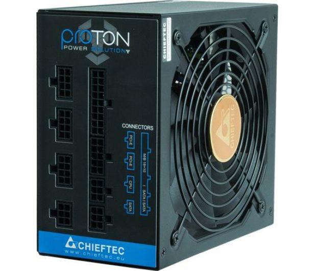 Chieftec Proton 750W 80 Plus Bronze - 390939 - zdjęcie 2
