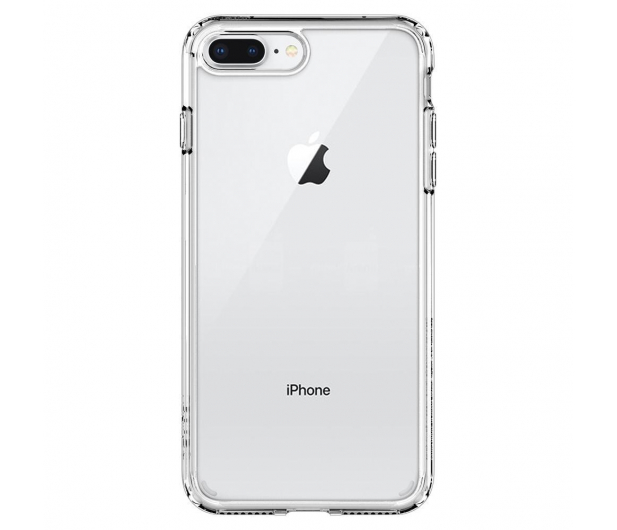 Spigen Ultra Hybrid 2 do iPhone 7/8 Plus Crystal Clear - 390740 - zdjęcie 2