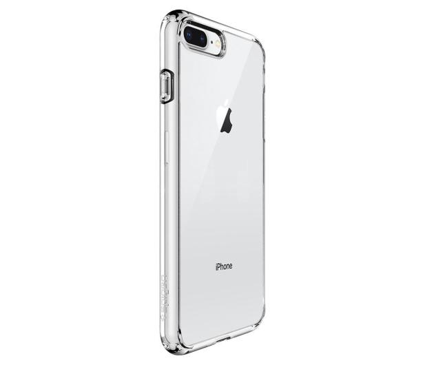 Spigen Ultra Hybrid 2 do iPhone 7/8 Plus Crystal Clear - 390740 - zdjęcie 4