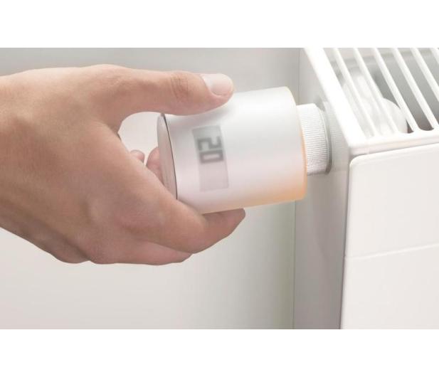 Netatmo Valves Set (2 głowice termostatyczne + przekaźnik) - 389610 - zdjęcie 3