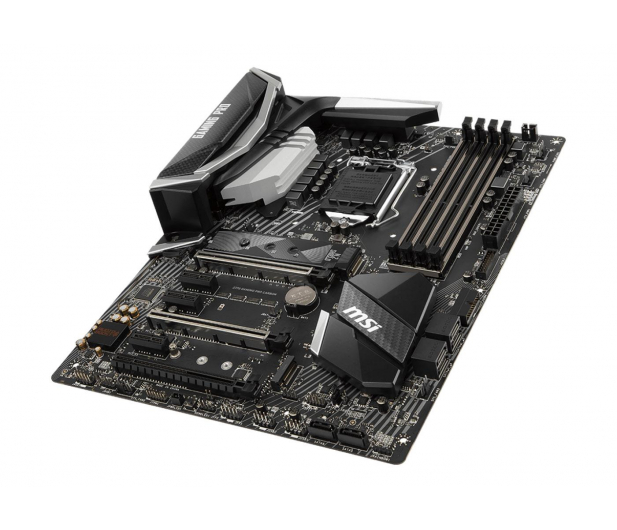 MSI Z370 GAMING PRO CARBON (PCI-E DDR4 USB 3.1/M.2) - 384548 - zdjęcie 3