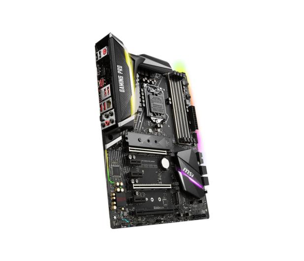 MSI Z370 GAMING PRO CARBON (PCI-E DDR4 USB 3.1/M.2) - 384548 - zdjęcie 5