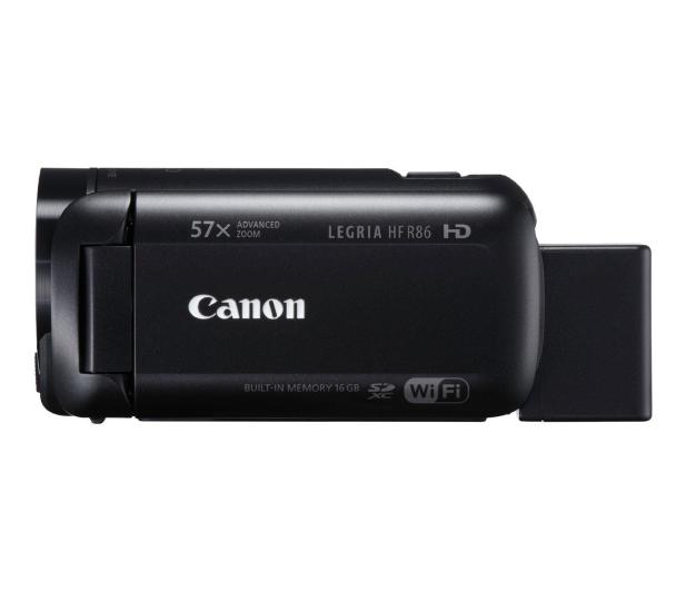Canon Video HF R86 - 384543 - zdjęcie 3