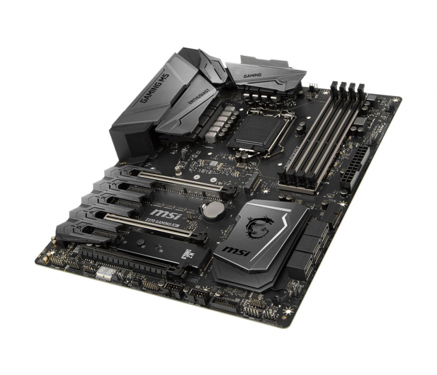 MSI Z370 GAMING M5 (PCI-E DDR4 USB 3.1/M.2) - 384546 - zdjęcie 3