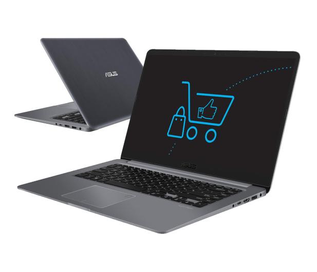 ASUS VivoBook S15 S510UN-16 i5-8250U/16GB/240SSD+1TB - 395857 - zdjęcie
