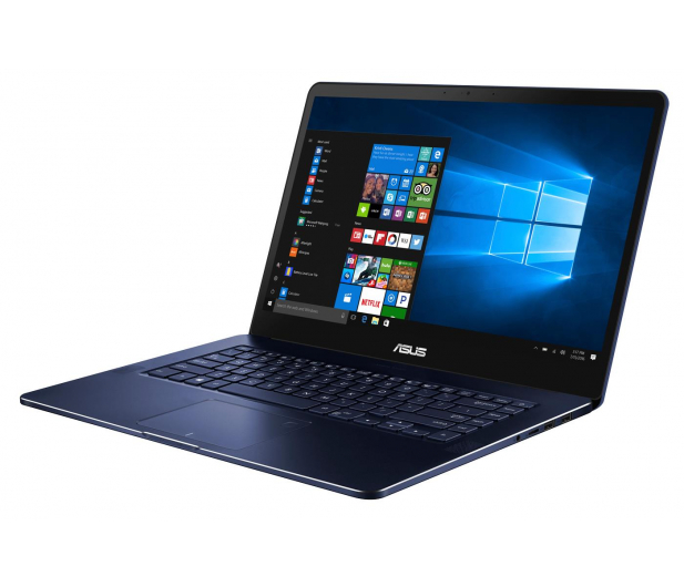 ASUS ZenBook Pro UX550VE i7-7700HQ/16GB/512PCIe/Win10 - 385122 - zdjęcie 2