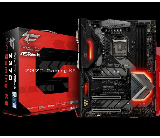ASRock Fatal1ty Z370 Gaming K6 - 385904 - zdjęcie