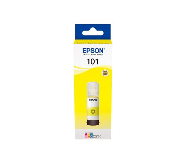Epson 101 EcoTank Yellow 70ml (C13T03V44A) - 386030 - zdjęcie