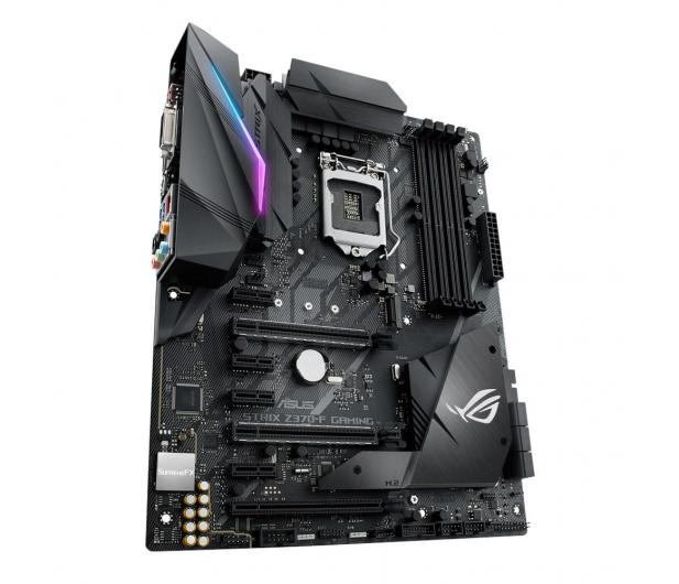 ASUS ROG STRIX Z370-F GAMING + MasterLiquid ML240L RGB - 433236 - zdjęcie 6