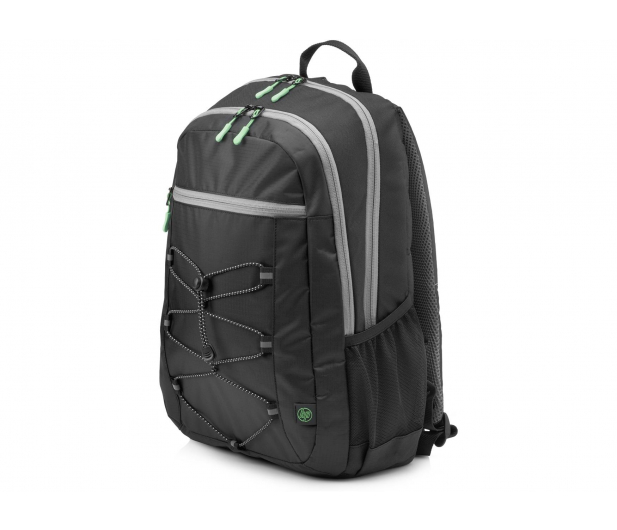 "HP Active Backpack 15,6"" (czarno-zielony) - 385526 - zdjęcie"