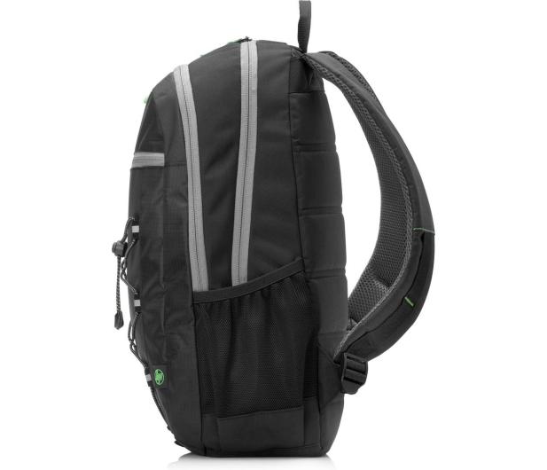 "HP Active Backpack 15,6"" (czarno-zielony) - 385526 - zdjęcie 2"