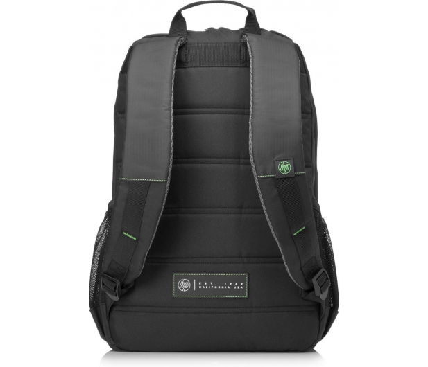 "HP Active Backpack 15,6"" (czarno-zielony) - 385526 - zdjęcie 3"