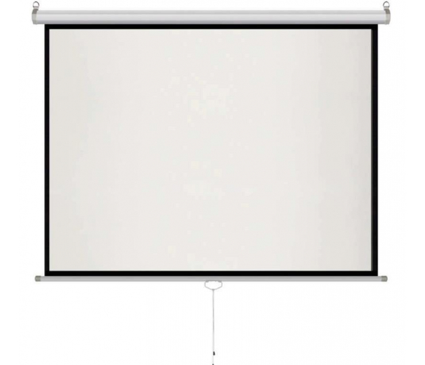 """ART Ekran ręczny półautomat 72"""" 145x110 4:3 - 386041 - zdjęcie 2"""