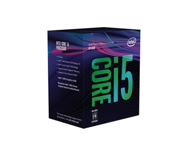 Intel Core i5-8400 - 383500 - zdjęcie