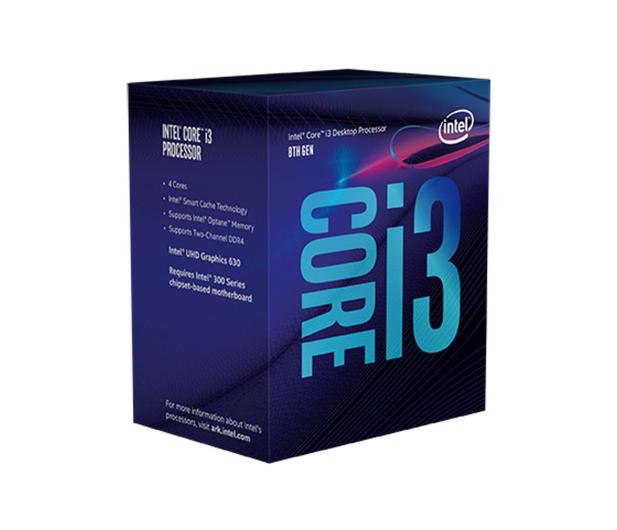 Intel i3-8350K 4.00GHz 8MB - 383501 - zdjęcie
