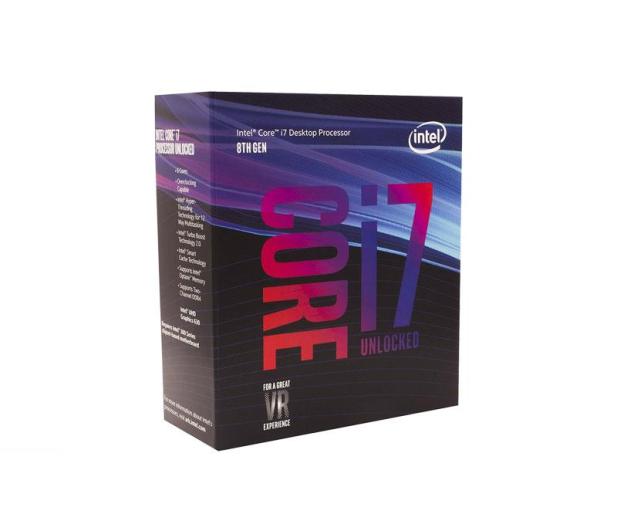 Intel i7-8700K 3.70GHz 12MB - 383508 - zdjęcie