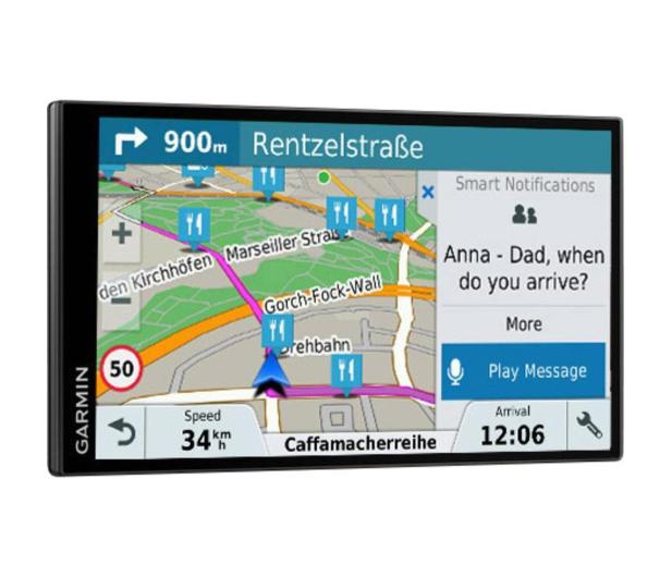 """Garmin DriveSmart 61 LMT-D 6"""" Europa Dożywotnia - 385805 - zdjęcie 2"""