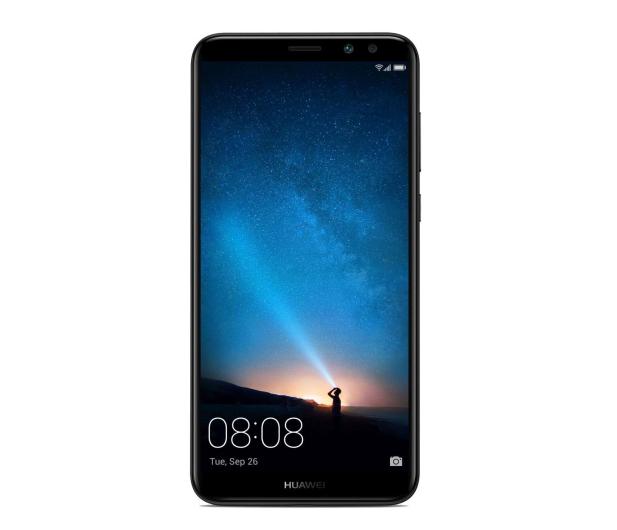 Huawei Mate 10 Lite Dual SIM czarny  - 385519 - zdjęcie 3